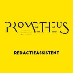 Van september tot december 2015 was ik als redactieassistent werkzaam bij Uitgeverij Prometheus.