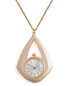 Gilded Hour Pendant - JewelMint