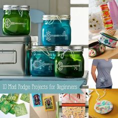 Top 10 Mod Podge Crafts for Beginners