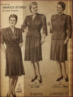 Lane Bryant - Fall/Winter 1945-1946