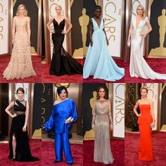 Leigh van den Berg takes a look at who was dressed the best (as well as those who didn't impress) at the 2014 Academy Awards show. Oscars 2014, Bridesmaid Dresses, Wedding Dresses, Academy Awards, Den, Red Carpet, Celebrity Style, Take That, Formal Dresses
