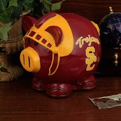 To help you save your change to buy your season tickets....or tips at your tailgate!   #UltimateTailgate #Fanatics