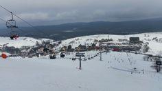 Zieleniec stoki narciarskie.