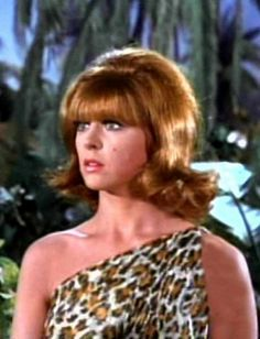 Tina Louise (played Ginger Grant on Gilligan's Island)