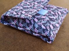 Mini Cloth Envelope System with 7 envelopes by JessJPHomemade