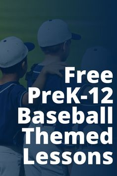 Teach about America's favorite pastime and pique the interest of your students with this #k12 curated collection of lesson plans discussing history and the early days of baseball. America's Favorite Pastime, Cross Curricular, Child And Child, Lesson Plans, Parents, Students, Teacher, Activities, Baseball