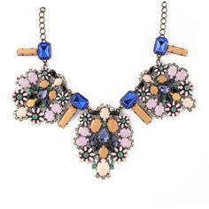 Collana MARGHERITA - variante NUDO Bracelets, Earrings, Jewelry, Fashion, Jewerly, Ear Rings, Moda, Stud Earrings, Jewlery