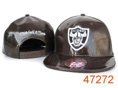 $8.00 Mitchell and Ness NFL Oakland Raiders Stitched Snapback Hats 029