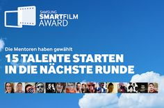 Du bist Filmjury: Der Samsung Smartfilm Award 2014