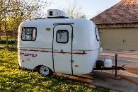 Scamp Camper, Scamp Trailer, Small Camper Trailers, Small Travel Trailers, Camper Trailer For Sale, Tiny Camper, Small Campers, Vintage Campers Trailers, Trailers For Sale