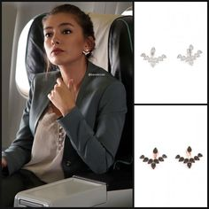 It's my favourite earrings from her