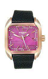Diesel Analog Leather Strap Women's watch #DZ5222 Diesel. $108.00