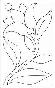 Image Result For Easy Stained Glass Patterns Free Beginners Stained Glass Patterns Free Free Mosaic Patterns Glass Painting Designs