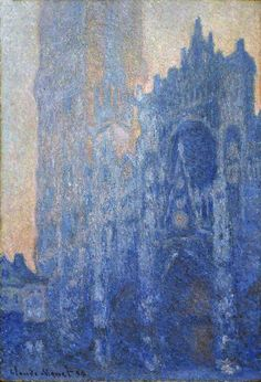 Rouen Cathedral Facade And Tour D'albane (Morning Effect) By Monet Claude . Truly Art Offers Giclee Unframed Prints on Paper, Canvas Art, and Framed Art in all our Collections. Claude Monet, Monet Paintings, Impressionist Paintings, Abstract Paintings, Pierre Auguste Renoir, Manet, What Are Colours, Rouen, Edgar Degas