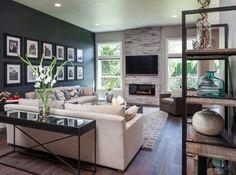 Amazing Family Friendly Living Room Idea (21)