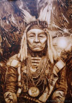 geronimo the indian | Geronimo Native American Indian Poster :: American Indians :: Malcolm ...