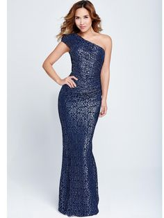 Myleene Klass One Shoulder Lace Dress | very.co.uk