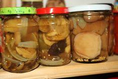 Marynowane grzyby na zimę - prosty przepis - Ogrodnik w podróży