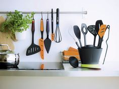 A dependable line-up. The best tools take the work out of cooking.