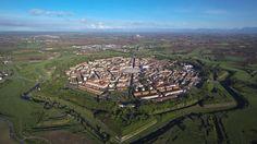 Palmanova - perfect town