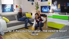 Spiel Nr. 3: Fang Den Sprungball - THE KEKEYE NIGHT SHOW  #kekeye #kekeyespiele #kekeyetalente #wien #vienna Night Show, Den, Games