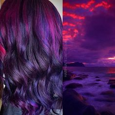 Are you seeking for pictures for hair color? Check this website for unique hairstyle ideas.This amazing hairstyles will look entirely superb. Unique Hairstyles, Amazing Hairstyles, Hairstyle Ideas, Purple Sunset, Hot Hair Styles, Hair Blog, Hair Inspiration, Hair Care, Stylists