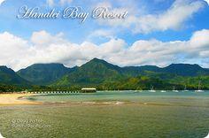 Hanalei Bay Resort. Princeville, Hawaii.