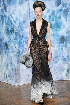 Alexis Mabille Haute Couture Fall Winter 2014-2015, look 3.  www.alexismabille.com