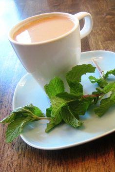 chocolate mint syrup for coffee and cocoa