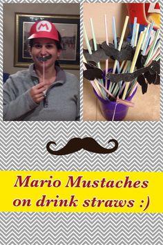 Mario Party Favors!!