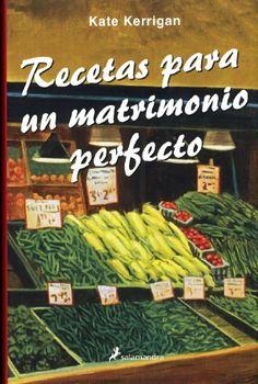 libro Recetas para un Matrimonio Perfecto