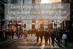 Radikales Christsein
