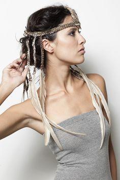 headdress (DIY?) $125