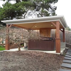 Hot Tub Gazebo Design Ideas Pictures Remodel And Decor