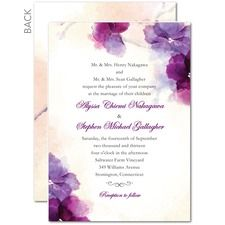 Wedding Invitation Card  http://www.invitationsforanyoccasion.com/index.php/tips-trends-creative-ideas/new-features-on-wedding-products/?afftrack=pinterest