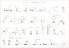 teenytinyom.com- focus on standing poses