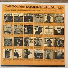 Beatles Butcher Cover Inner Sleeve Capitol Lp 1966 Orange