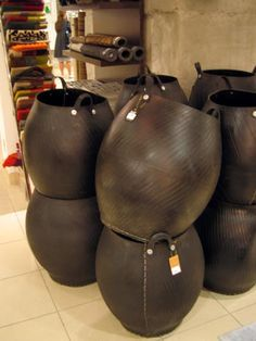 tade recycled tire tubs