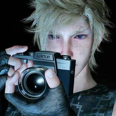 Final Fantasy Xv Prompto, Fantasy Series, The Sims, Prompto Argentum, Noctis, Characters, Boyfriends, Masters, Muse