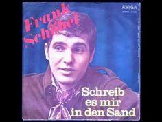Frank Schöbel - Schreib es mir in den Sand