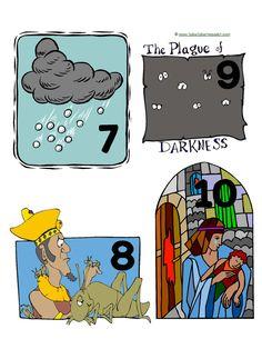 Plagen 8-10 // plagues // Plagas 8-10