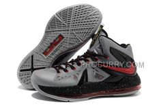 http://www.procurry.com/for-sale-nike-lebron-x-ps-elite-mens-gray-black-red.html FOR #SALE #NIKE #LEBRON X PS ELITE MENS GRAY BLACK REDOnly$86.00  Free Shipping!