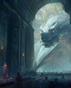 Dragon emi on March 20 2020 Dark Fantasy Art, Fantasy Sketch, Fantasy Artwork, Smaug Dragon, Dragon Book, Big Dragon, Dragon King, Green Dragon, Fantasy Places