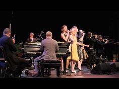 The von Trapps & Pink Martini -Kuroneko no tango - YouTube