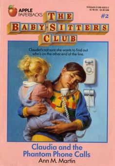 The babysitters club - I read all of these religiously! Such literature :)