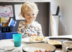 11 Tips for Coping with Fussy Eaters
