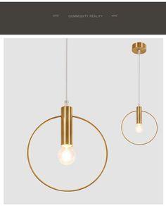 Modern Gold Pendant Light - All For Light İdeas Antique Light Fixtures, Modern Light Fixtures, Antique Lighting, Vaulted Ceiling Lighting, Pendant Lighting Bedroom, Hall Lighting, Island Lighting, Wood Pendant Light, Modern Pendant Light