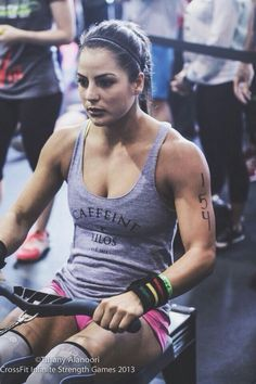 Crossfit Girls http://www.imuscletalk.com/