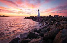 Walton Lighthouse by Michelle Lee, via 500px