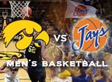 You better be here - Arena's going to be rockin'! Iowa vs. Creighton men's basketball Nov. 20 at 3 p.m!